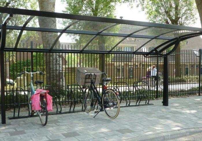 Brief over Parkeer & Fiets – concept aan B&W Amersfoort