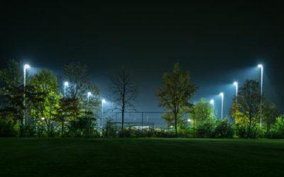 Milieuwinst bij sportvelden